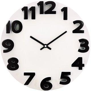 Plastic Analog Wall Clock