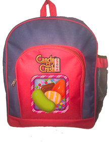 Bagther Candy Crush School Bag