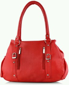 Chhavi Red Hand Held Bag (Sn A1)