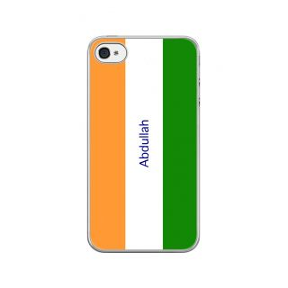 Flashmob Premium Tricolor VL Back Cover - iPhone 5/5S -Subramaniam