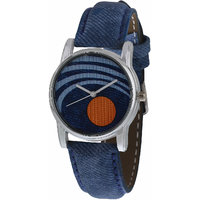 Relish Analog Denim Casual Wear Watches for Women RELISH-L778