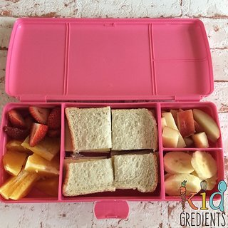 Tupperware Sandwich Keeper Plus