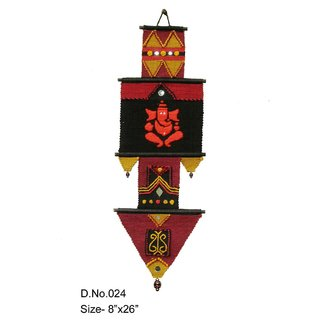 Handloom Cotton wall Hanging for home Dcor 5
