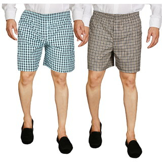 Mens Boxer Short ( Set of 2 )