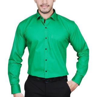 Willowy MenS Regular Fit Formal Shirt