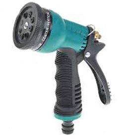 Car/Bike Green Washing Washable Water Spray Gun 8 Pattern Brass Nozzle