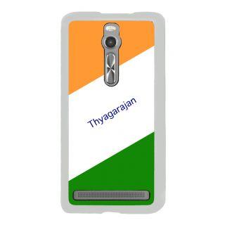 Flashmob Premium Tricolor DL Back Cover Asus Zenfone 2 -Thyagarajan