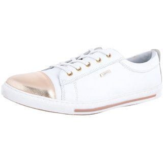 Mas  saM Girls Leather Sneakers