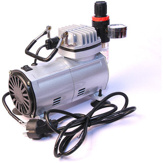 Air Compressor with Tank (Double Piston)
