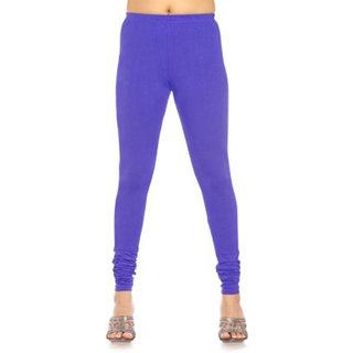 GGI Blue Zipper Legging
