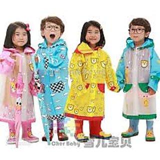 kids rain coat