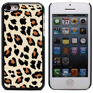 Unique Customise Design of Aminal Pattern for Apple iPhone 5/5S