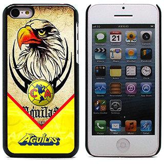 Unique Customise Design of Club America Aguilas for Apple iPhone 5/5S
