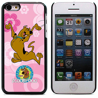 Unique Customise Design of Scooby Doo for Apple iPhone 4/4S