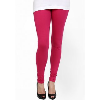 GGI Pink Zipper Legging
