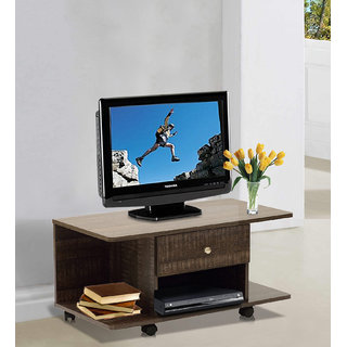 Euphoria TV Cabinet on Castors