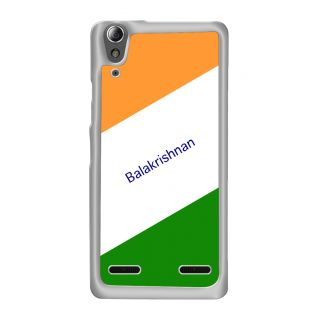 Flashmob Premium Tricolor DL Back Cover Lenovo A6000 Plus -Balakrishnan