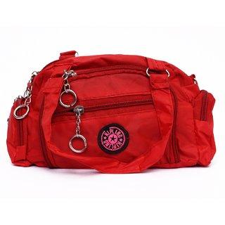 varsha fashion accessories women potli bag red