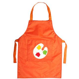 Lill Pumpkins Orange Colour Palette parachute Aprons