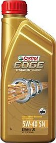 Castrol Titanium 5W40 Edge Synthetic Motor Oil(1 L)