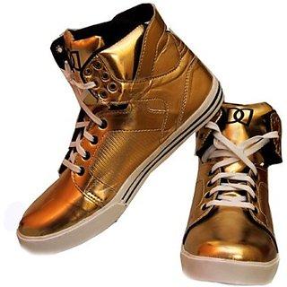 a670841e21670f Buy APPE Tango casual ankle length Jordan shoes GOLDEN Online ...