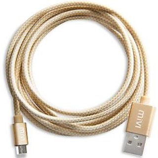 Gold Micro USB Cable(Gold)