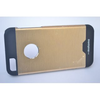 I-PHONE 5/5S COVER BLACK AND GOLDEN COLOUR