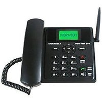 VISIONTEK 21G GSM TELEPHONE SUPPORTS ANY GSM SIM CARD