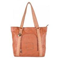 Venicce Brown Shoulder Bag VN102BRW