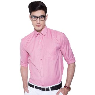 Store Mens Pink Color Shirt