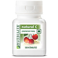 Amway Nutrilite Natural C (120 Tablet)