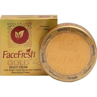 Face Fresh Gold Beauty Cream.