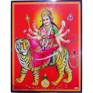Buy Durga Mata Maa Sherawali Photo Frame Online Get 16