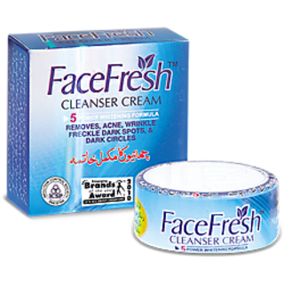 Face Fresh Beauty  Cleansing Cream.
