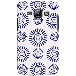 Oyehoye Pattern Style Printed Designer Back Cover For Samsung Galaxy J1 (2016 Edition) Mobile Phone - Matte Finish Hard Plastic Slim Case