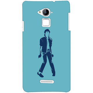 Oyehoye Michael Jackson Printed Designer Back Cover For Coolpad Note 3 Mobile Phone - Matte Finish Hard Plastic Slim Case
