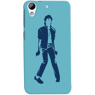 Oyehoye Michael Jackson Printed Designer Back Cover For HTC Desire 626 / 626 G Plus Mobile Phone - Matte Finish Hard Plastic Slim Case