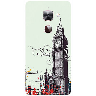 Casotec 2012 London Olympics Design 3D Printed Hard Back Case Cover for LeEco Le Max 2
