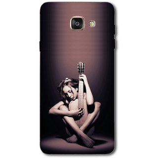 Cell First Designer Back Cover For Samsung Galaxy A7 2016 Edition-Multi Color sncf-3d-GalaxyA72016-285