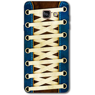 Cell First Designer Back Cover For Samsung Galaxy A7 2016 Edition-Multi Color sncf-3d-GalaxyA72016-519