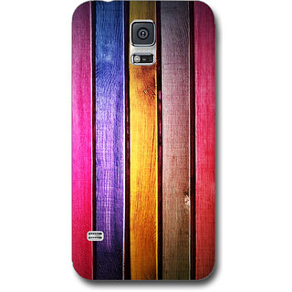 Cell First Designer Back Cover For Samsung Galaxy S5-Multi Color sncf-3d-GalaxyS5-478