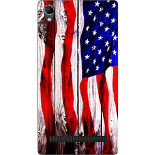Cell First Designer Back Cover For Intex Aqua Power Plus-Multi Color sncf-3d-AquaPowerPlus-498