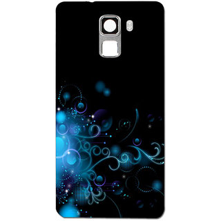 Cell First Designer Back Cover For Huawei Honor 7-Multi Color sncf-3d-honor7-525
