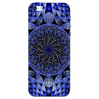 Cell First Designer Back Cover For Apple I phone 5S-Multi Color sncf-3d-iPhone5s-528