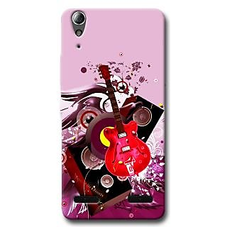 Cell First Designer Back Cover For Lenovo A6000-Multi Color sncf-3d-LenovoA6000-467