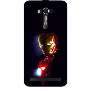Cell First Designer Back Cover For Asus Zenfone 2 Laser ZE550KL-Multi Color sncf-3d-2LaserZE550KL-495