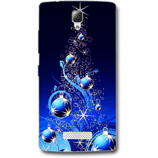 Cell First Designer Back Cover For Lenovo A2010-Multi Color sncf-3d-A2010-510