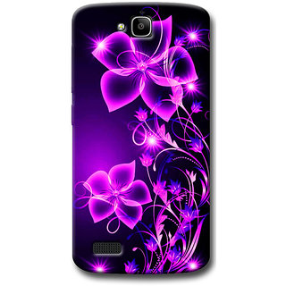 Cell First Designer Back Cover For Huawei Honor Holly-Multi Color sncf-3d-HonorHolly-481