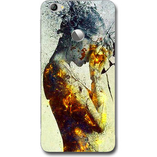 Cell First Designer Back Cover For LeTV Le 1S-Multi Color sncf-3d-LetvLe1s-249