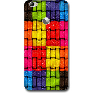 Cell First Designer Back Cover For LeTV Le 1S-Multi Color sncf-3d-LetvLe1s-260